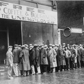 Canada's 100 billion loss, oil, great depression
