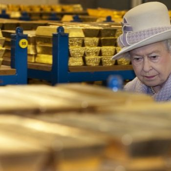 The 14 Digits Powering Gold's Rise